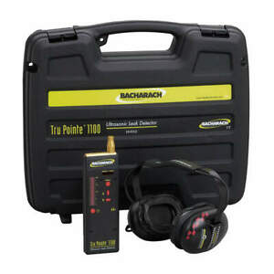 Bacharach Ultrasonic Leak Detector hardhat Headset 28 8002