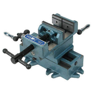 Wilton Drill Press Vise cross Slide 8 In 11698