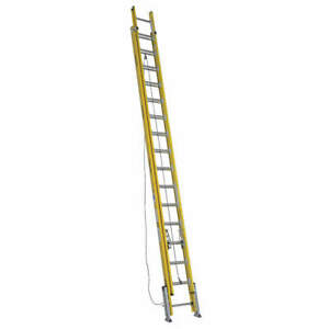 Werner Extension Ladder fiberglass 32 Ft iaa D7132 2lv