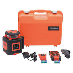 Johnson Rotary Laser Level ext red 2000 Ft 40 6535