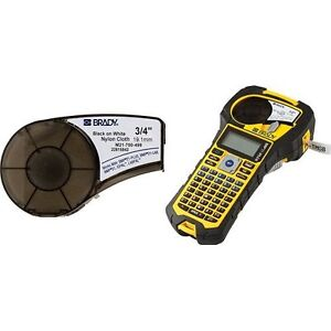 Handheld Label Printer Tool Identify Industrial Circuits Boards Wire Marking