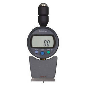 Mitutoyo Digital Durometer shore A 1 73 X 0 71 In 811 336 10