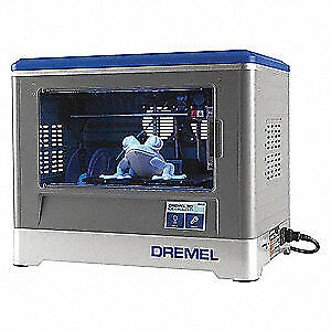 Dremel Desktop 3d Printer For Use W 1 75mm Pla 3d20 01