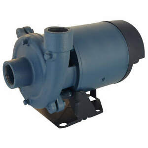 Flint Walling Booster Pump 1 Hp 1ph 120 240vac Cj103101