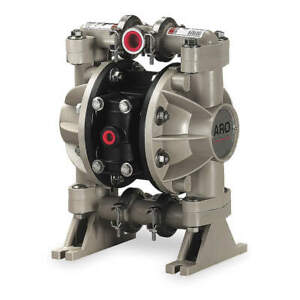 Aro 666053 3eb Double Diaphragm Pump air Operated 150f