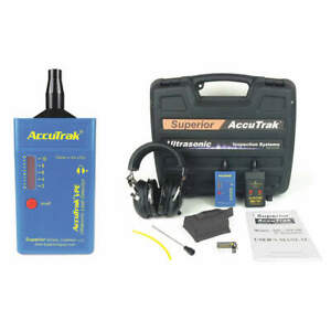 Superior Accutrak Ultrasonic Leak Detector with Sound Vpe Pro plus