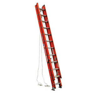 Werner Extension Ladder fiberglass 32 Ft ia D6232 3
