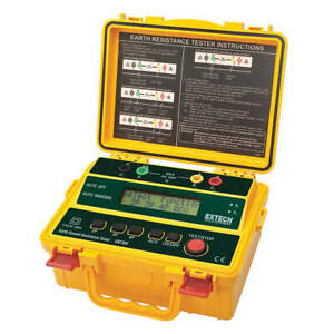 Earth Ground Tester 820 Hz 0 To 300vac Grt300