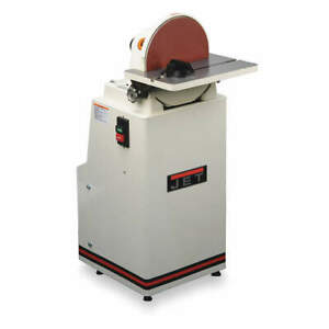 JET Disc Sander12 In1-12 HP1960 RPM 414602