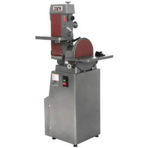 JET BeltDisc Sander12 In Disc6 x 48 Belt 414551
