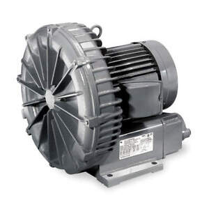 Fuji Electric Regenerative Blower 0 33 Hp 42 Cfm Vfc200a 7w