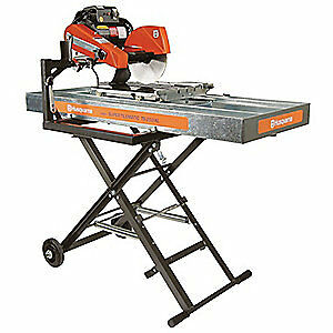 Husqvarna Masonry Saw wet Cut elctrc 10 In Blade Ts250 X3