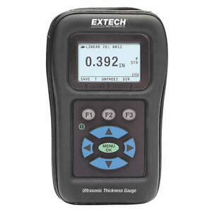 Extech Digital Ultrasonic Thickness Gauge Tkg150