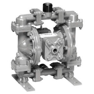 Sandpiper Double Diaphragm Pump air Operated 220f S05b1s2tans000