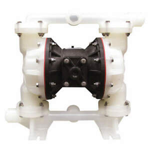Sandpiper Double Diaphragm Pump air Operated 1 S1fb3pbppni000