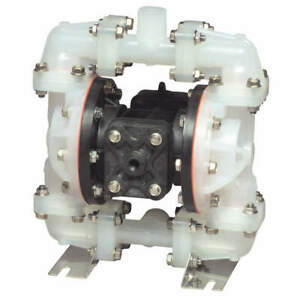 Sandpiper Double Diaphragm Pump air Operated 180f S07b1p1ppns000