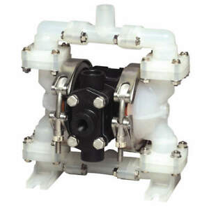 Sandpiper Double Diaphragm Pump air Operated 180f Pb 1 4 Tt3pp