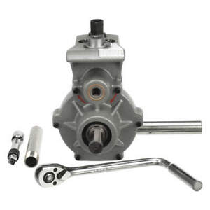 Roll Groover manual Or Machine Mounted 25638