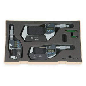 Mitutoyo Micrometer Set digital 293 960 30