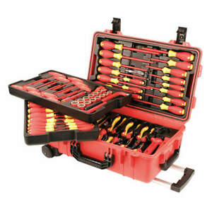 Wiha Tools Insulated Tool Set 80 Pc 32800