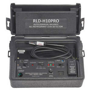 Johnson Controls Rld h10pro 1 Leak Detector refrigerant 100 To 240vac