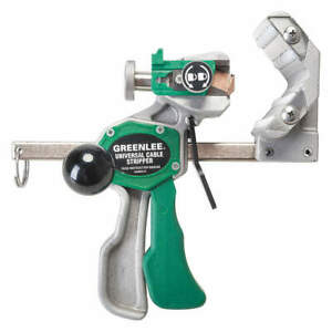 Greenlee Jrf 4xlp Cable Stripper 3 In Cap Capacity