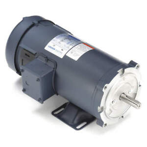 Leeson Dc Permanent Magnet Motor 5 0a 1 Hp 108023 00