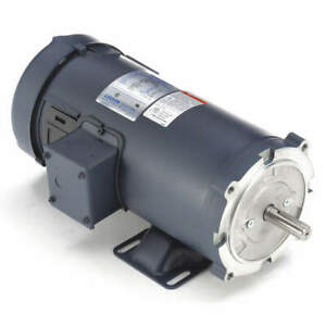 Leeson Dc Permanent Magnet Motor 10 0a 1 Hp 108022 00