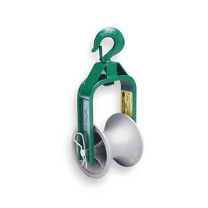 Greenlee Cable Puller Sheave hook Type 18 In 652