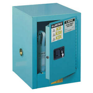 Corrosive Safety Cabinet steel 22 In H 890422