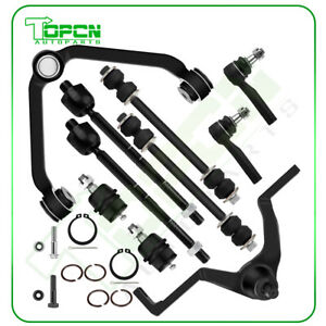 10pcs Suspension Kit Tie Rods Control Arms For Ford Explorer Ranger 2wd 4wd