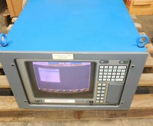 Marposs E9066 Industrial Pc Based Work Station W Case Model 8664110138 Used