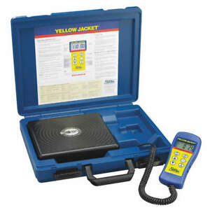 Yellow Jacket Refrigerant Scale electronic 110 Lb 68802