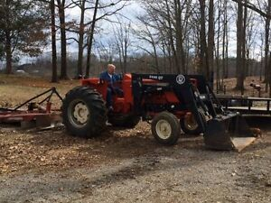 1973 Allis Chalmbers 170 Tractor