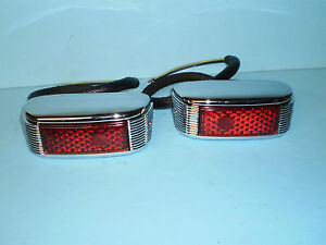 1941 Ford Car Taillights 1948 1949 1950 1951 1952 1953 1954 1955 1956 Ford Panel