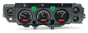 Dakota Digital 1970 72 Chevy Chevelle Ss El Camino Analog Gauges Vhx 70c cvl k r