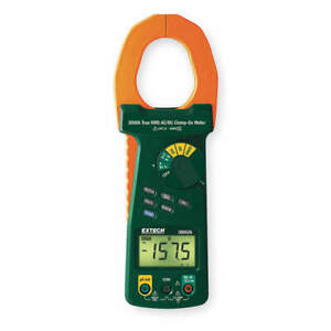 Extech Digital Clamp Meter 2000a 380926
