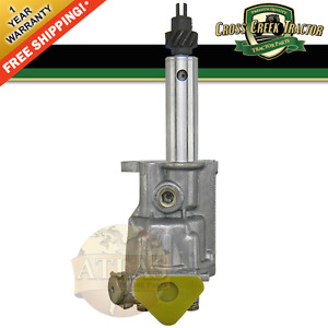 Tx14945 New Long fiat Tractor Oil Pump