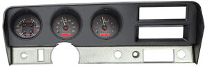 Dakota Digital 70 71 72 Pontiac Gto Lemans Analog Gauges System Vhx 70p gto c r