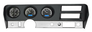 Dakota Digital 70 71 72 Pontiac Gto Lemans Analog Gauges System Vhx 70p gto k b