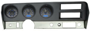 Dakota Digital 70 71 72 Pontiac Gto Lemans Analog Gauges System Vhx 70p gto c b