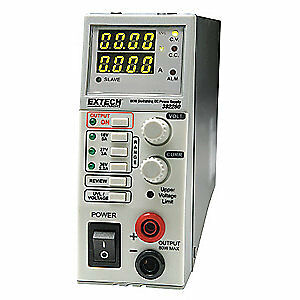 Extech Single Output Dc Power Supply 0 36 8 V 382260