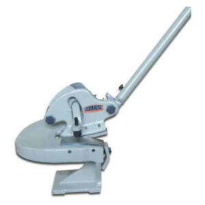 Baileigh Industrial Throatless Bench Shear 2 1 2in Mps 1