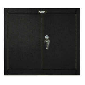 Hallowell Wall Cabinet 30 H 36 W black 405 3630a me