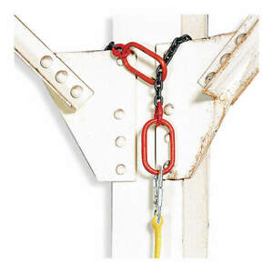Honeywell Miller Cross Arm Chain temporary 410 Lb 440 6ft