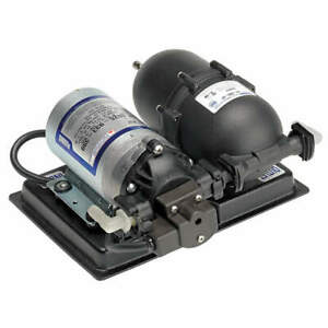 Shurflo Booster Pump System 1 3 Hp 1ph 115vac 804 002