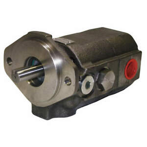 Concentric Gear Pump 2 Stage 3600 Rpm 28 Gpm 1080086
