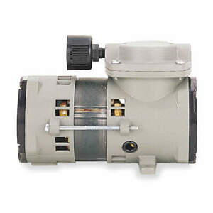 Thomas Compressor vacuum Pump 0 1 Hp 60 Hz 115v 107cab18