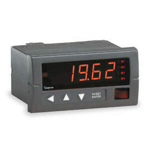 Simpson Electric Digital Panel Meter ac Current H335 1 46 020