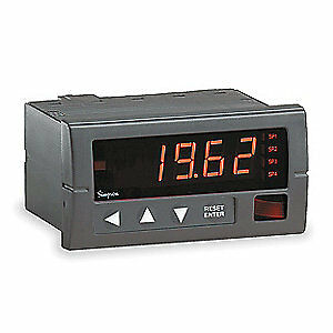 Simpson Electric Digital Panel Meter dc Voltage H335 1 13 020
